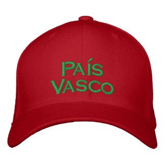 País Vasco - Euskadi Gorras De Béisbol Bordadas