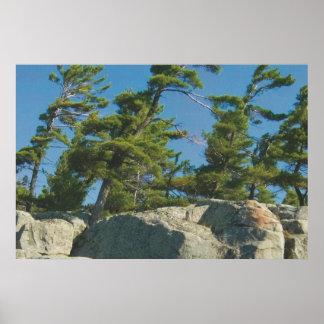 Paisaje de Canadá de la naturaleza: BARATO sensual Poster