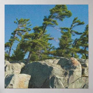 Paisaje de Canadá de la naturaleza: BARATO sensual Póster
