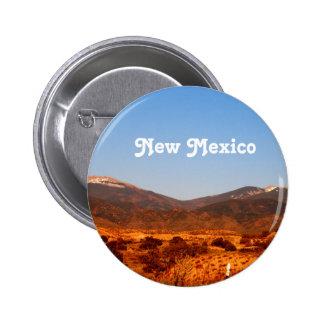 Paisaje de New México Pin