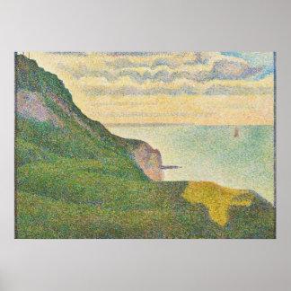 Paisaje marino en Puerto-en-Bessin, Normandía, 188 Posters
