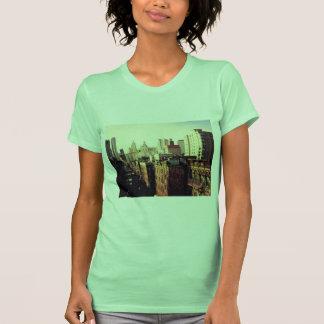 Paisaje urbano de Chinatown Camisetas