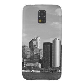 Paisaje urbano de los E.E.U.U.: Horizonte #2 Funda Para Galaxy S5