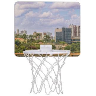 Paisaje urbano de Recife, Pernambuco el Brasil Minicanasta De Baloncesto