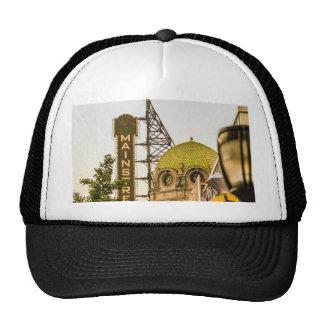 Paisajes urbanos gorras