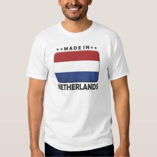 Países Bajos hicieron Camisetas