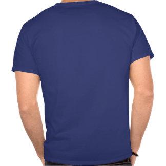 Países con la detención indefinida camiseta
