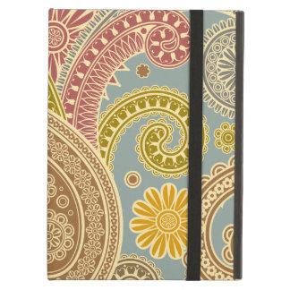 Paisley colorida pattern png