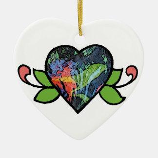 Pájaro abstracto colorido del ornamento de