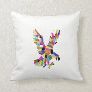 Pájaro Cojín Decorativo