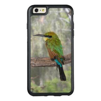 Pájaro del abeja-comedor del arco iris, Australia Funda Otterbox Para iPhone 6/6s Plus