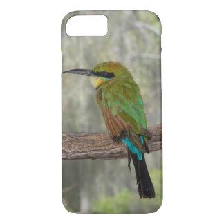 Pájaro del abeja-comedor del arco iris, Australia Funda Para iPhone 8/7