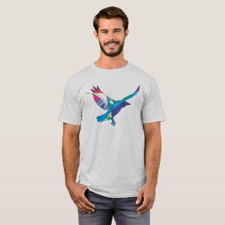 pájaro del colourfull camiseta