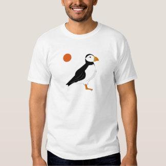 Pájaro del frailecillo camisetas