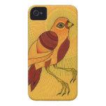 pájaro iPhone 4 Case-Mate coberturas