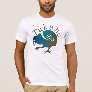 Pájaro TAKAHE de Nueva Zelanda Camiseta