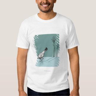 Pájaro temprano camisas