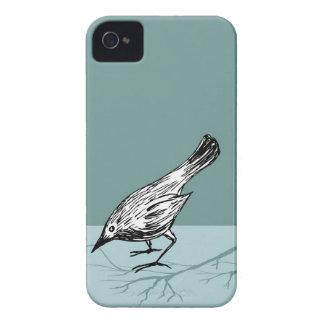Pájaro temprano carcasa para iPhone 4 de Case-Mate