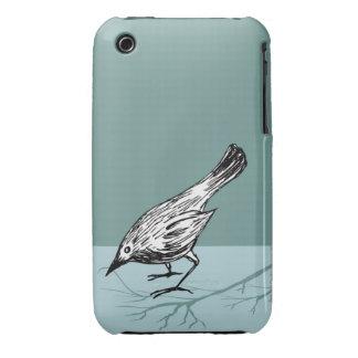 Pájaro temprano Case-Mate iPhone 3 coberturas
