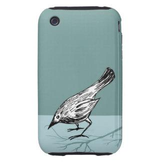 Pájaro temprano iPhone 3 tough protector