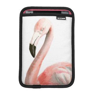 Pájaro tropical del flamenco funda para iPad mini