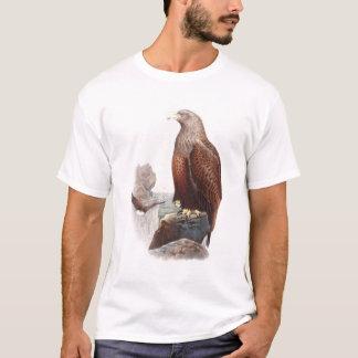 Pájaros de Eagle de mar Juan Gould de la Camiseta
