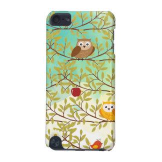 Pájaros del otoño funda para iPod touch 5
