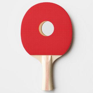 Pala De Ping Pong Agujero falso divertido y pipas falsas hacia fuera
