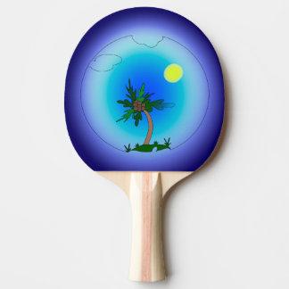 Pala De Ping Pong Árbol de Pulm