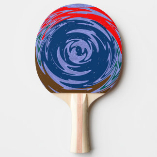 Pala De Ping Pong ARTE NavinJoshi del éxito de Goodluck de la paleta