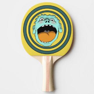 Pala De Ping Pong BOCA RUIDOSA por Slipperywindow