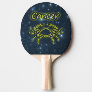 Pala De Ping Pong Cáncer brillante