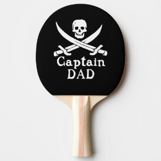Pala De Ping Pong Capitán Dad - obra clásica