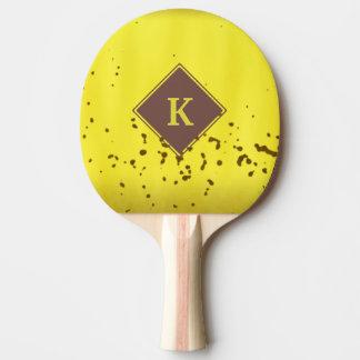 Pala De Ping Pong Cáscara del plátano