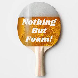 Pala De Ping Pong Cerveza Pong nada pero espuma