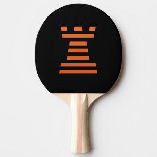 Pala De Ping Pong ¡ChessME! Negro del ping-pong
