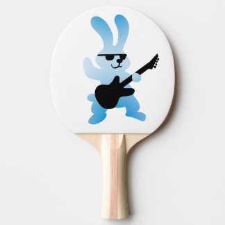 Pala De Ping Pong Conejo del eje de balancín
