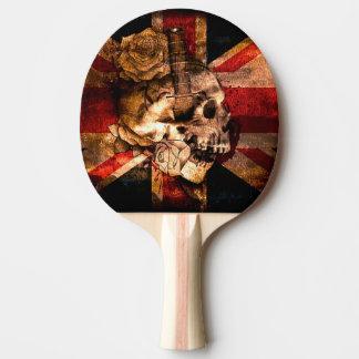 Pala De Ping Pong Cráneo