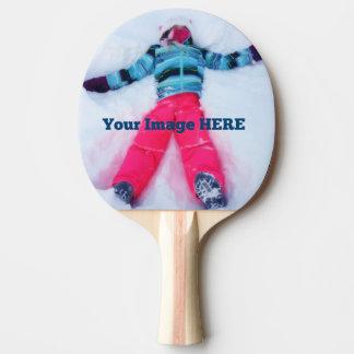 Pala De Ping Pong Cree su propia paleta de encargo del ping-pong