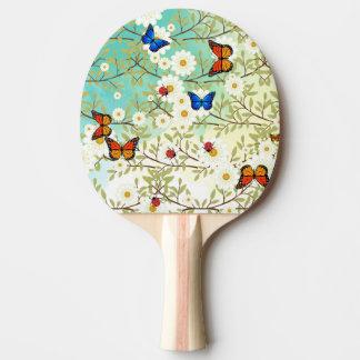 Pala De Ping Pong Criaturas minúsculas
