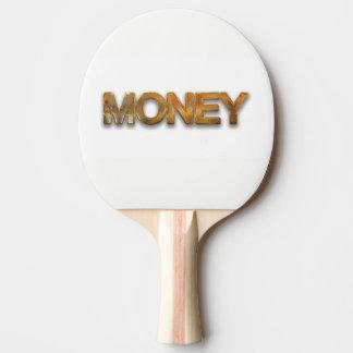 Pala De Ping Pong dinero