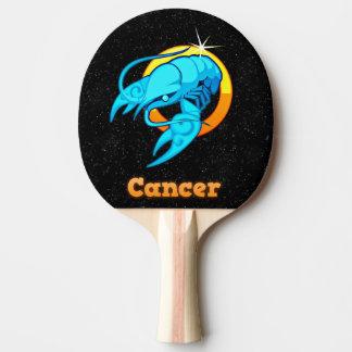 Pala De Ping Pong Ejemplo del cáncer