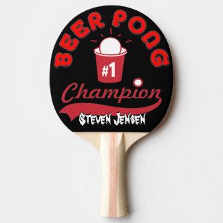 Pala De Ping Pong El personalizado añade la paleta conocida de Pong