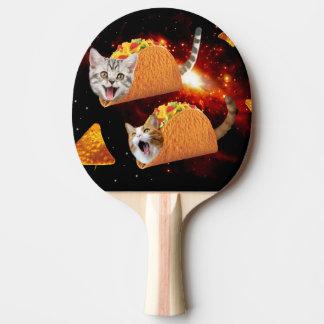 Pala De Ping Pong Espacio de los gatos del Taco