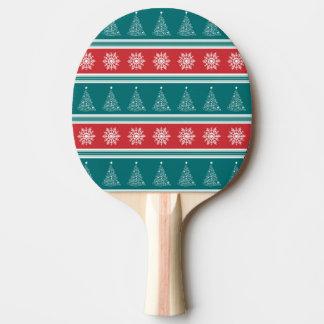 Pala De Ping Pong Felices Navidad
