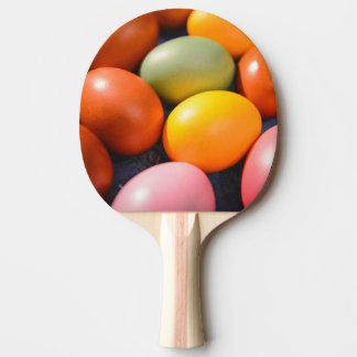 Pala De Ping Pong Foto colorida del personalizado de los huevos de