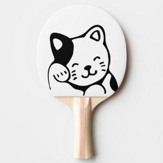 Pala De Ping Pong gato