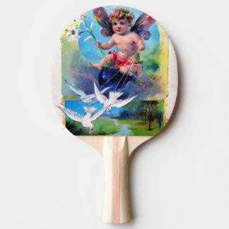 Pala De Ping Pong Hada del tiempo de primavera de Falln
