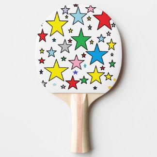 Pala De Ping Pong La magia protagoniza la paleta afortunada del