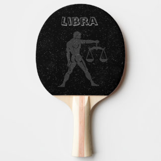 Pala De Ping Pong Libra translúcido